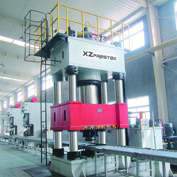 YD32G Four Column High Speed Forming Hydraulic Press 63ton~2000ton