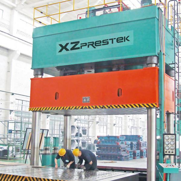 YD27 Single Action Drawing Hydraulic Press 100ton~5000ton