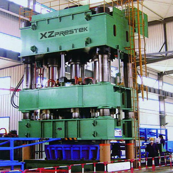 Y28 Series Four-column Double-action Hydraulic Press 100/150ton~800/1300ton